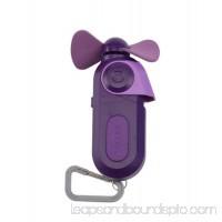 02 Cool Carabiner Water Misting Fan