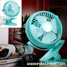 5 inch Portable with Clip USB Desktop Fan for Home Office Baby Stroller 570814105
