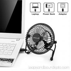 Desk Fan - Metal Design Quiet Operation Cooling Fan