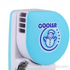 Handy Cooler Small Fan & Mini-Air Conditioner, Snowman (Blue)