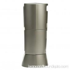 Lasko 14 Platinum Desktop Wind Tower Oscillating 3-Speed Fan, Model #4910, Gray 001153301