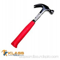 16oz Solid Steel Claw Hammer