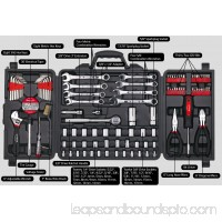Apollo Tools 101-Piece Mechanics Tool Set   552810223