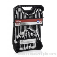 Hyper Tough 32-Piece Combination Wrench Set   554212125