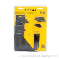 STANLEY 85-753 22pc Hex Key Set   551798220