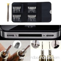Durable Mobile Phone Repair Tool Kit 25 In 1 Screwdriver Set Multi Sizes Cell Phone RepairTools Kit Repair opening Tool Kit For All Types Phones   569915850