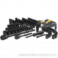 STANLEY 123-Piece Mechanics Tool Set, Black Chrome   STMT72254W 565480477