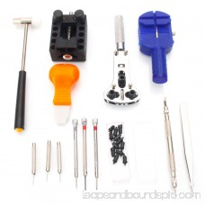 Zimtown Watch Repair Tool Kit Case Opener Link Remover Spring Bar Tool w/ Carrying Case