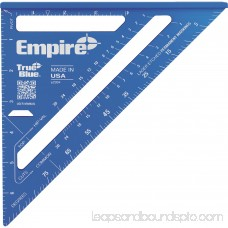 Empire True Blue Laser Etched Rafter Square