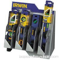 Irwin 1814951 Torpedo Level Rack, 13-1/4 in H x 10 in W x 12-1/4 in D