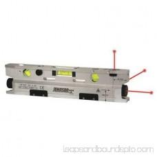 Johnson 9-1/2, Three Beam Magnetic Torpedo Laser Level, 40-6184