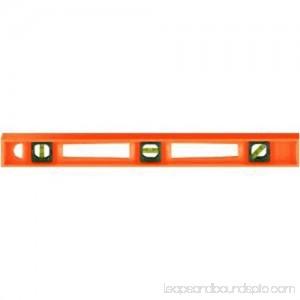 Johnson I-Beam Level, Orange, 7724-O