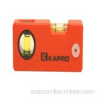 """Kapro 245-9 4""""x 1.6"""" Mini Level"""