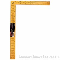 Great Neck Saw 10219 24 Yellow Steel Rafter Square 563272369