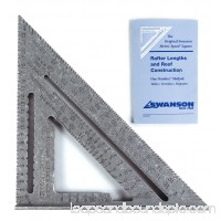 Metric Speed® Square 25 Cm W/Blue Book, En/Sp/Fr Pkg (10 In. Us) 565282744