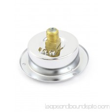 0-2.5MPa 2.5 Accuracy Round Dial Compressor Air Vacuum Pressure Meter Gauge 60mm