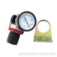 Unique Bargains 0-1MPa Pneumatic Air Pressure Gauge Regulator AR2000