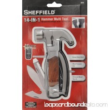 Sheffield® 14-in-1 Hammer Multi Tool 565421912