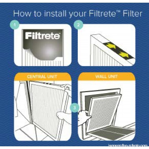 Filtrete elite allergen reduction hvac furnace air filter 2200 mpr filtrete elite allergen reduction hvac furnace air filter 2200 mpr 20 x 20 x 1 publicscrutiny Images