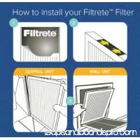 Filtrete Healthy Living Advanced Allergen Reduction HVAC Furnace Air Filter, 1500 MPR, 16 x 25 x 1, 1 Filter   553167364