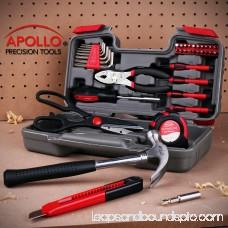 Apollo DT9706P 39-Piece Tool Set, Pink 001116525