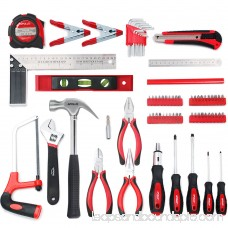 Apollo Tools 71-Piece Household Tool Kit 552810251