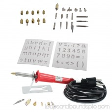 Craft and Hobby Wood Burning Art Tool Kit Accessories