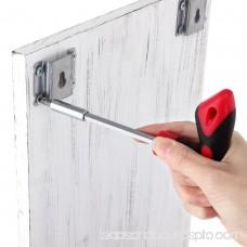 Hyper Tough TS99815R 43-Piece Socket Screwdriver Set with Case 553165512