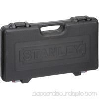 STANLEY 69-Piece Socket Mechanics Tool Set, Black Chrome | 92-824 552033566