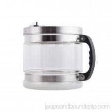 Water Distiller Purifier Stainless Steel Internal 4L Filter Effective (Gold)