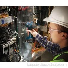 Bosch CLPK26-181 Compact 1/2 Drill/Driver & 1/4 Hex Impact Driver 18-Volt Cordless Combo Kit 567083177