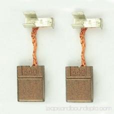 Superior Electric K36 Japanese Carbon Brush Set Replaces Makita (CB-440), 195021-6, 194427-5, 194159-4 (2/pack)