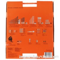 Black & Decker 201-Piece Power Tool Accessory Set 568122470