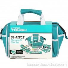 Hyper Tough 53-Piece Home Repair Tool Set, Purple 564642525