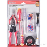 Hyper-Tough Electrical Tool Set, 86-Piece   554496952