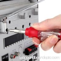Hyper Tough TS99818A 44-Piece Precision Screwdriver Set with Case 001149810
