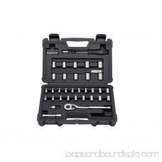 STANLEY 40-Piece Mechanics Tool Set, Chrome | STMT71648 554135856