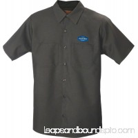 Park Tool MS-1.2 Mechanic Shirt XXLG Charcoal