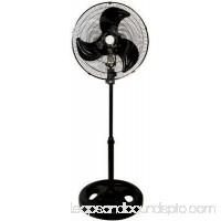 Active Air Commercial 18 Oscillating Pedestal Fan