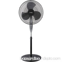 OPTIMUS 18IN STAND OSCIL FAN BLK