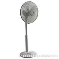 Sunpentown 14'' Oscillating Floor  Fan