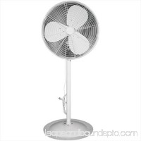 TekSupply 105524 30 in Oscillating Pedestal Fan