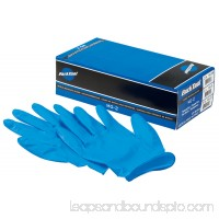 Park Tool Gloves, Nitrile MG-2, Medium box of 100   554015228