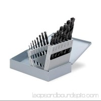 Westward 5UDP6 High Speed Steel Mechanics Drill Set 15 pcs.