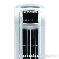 Lasko 36 Inch 3 Speed Quiet Programmable Oscillation Tower Fan w/Remote (4 Pack)