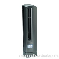 Lasko Air Stik Ultra Slim 2 Speed Home Office Oscillating Tower Fan (4 Pack)