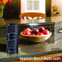 Lasko Twist-Top Tower Fan in Black   552720677