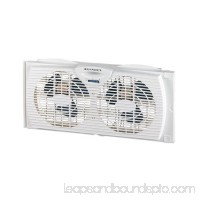 Jarden Consumer-Domestic WWF0710A-XWM-DIM Twin Window Fan - Quantity 1