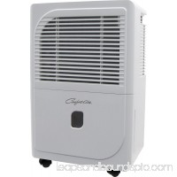 Comfort-Aire BHDP-701-H Portable Dehumidifier With Built-In Pump, 70 pt/Day, 12.7 pt