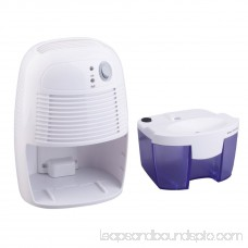 Home Kitchen Mini Portable Electric Bedroom Drying Moisture Absorber Air Room Dehumidifier Low Noise Quiet Air Dryer 568985227